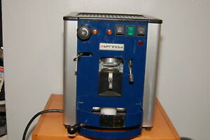 Gimas Daisy Blue Commercial Espresso Machine For Parts Or Repairs