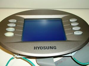 Hyosung Tranax Ds 1100 Complete Display W Cable