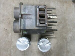 John Deere Styled A Block A2324r Block With 090 Pistons