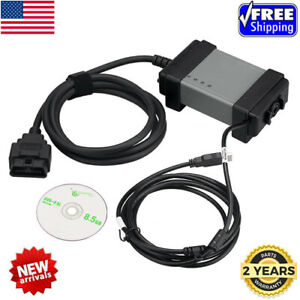 2014d Obd2 Engine Code Reader Auto Car Vehicle Diagnostic Scan Tool For Volvo Us