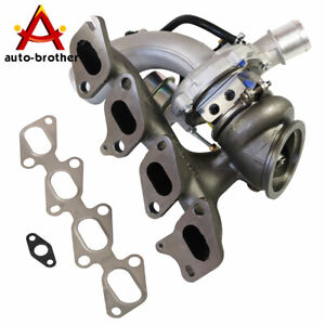 Turbo Turbocharger For Buick Encore Chevy Cruze Sonic Trax 1 4t 7815040002 A