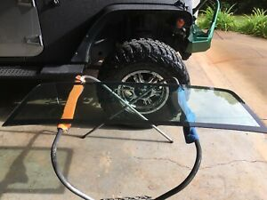 2007 2017 Jeep Wrangler Unlimited Jk Front Windshield Glass Local Pick Up Only