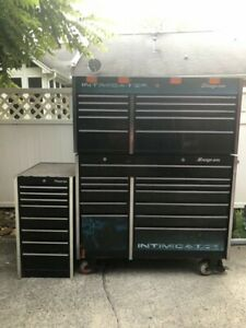 Snap On Intimidator Tool Box Side Cabinet Special Edition 1990 S Great Shape