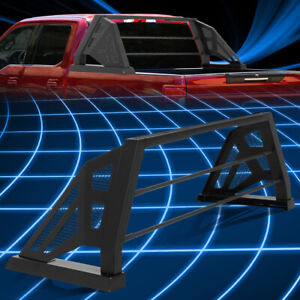 For 99 17 Ford Super Duty Styleside Truck Bed Chase Rack Base Roll Bar Assembly