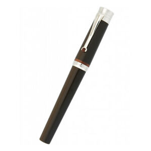Montegrappa Rollerball Pen Desiderio Chocolate Brown Resin isdetraw