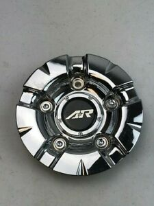 Used American Racing 1637200011 Chrome Wheel Center Cap