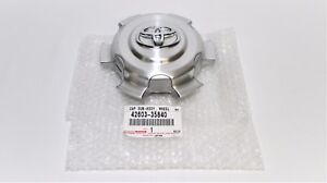 New Genuine Toyota Factory Oem 42603 35840 Wheel Center Cap Fj Cruiser 07 14