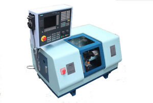 Cnc Mini Metal Lathe Machine Home Fit In Small Location Well designed Precision