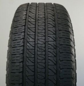 Used Tire 82 Life P265 50r20 107t Goodyear Fortera Hl 2655020
