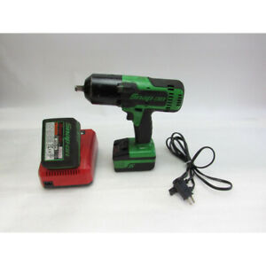 Snap on Tools Ct8850g 1 2 Dr 18 V Cordless Impact Wrench