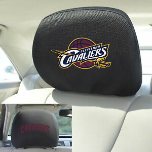 Cleveland Cavaliers Embroidered Head Rest Covers