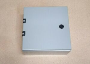 Hammond 2p12126 Outdoor Electrical Enclosure 12 X 12 X 6 Modified