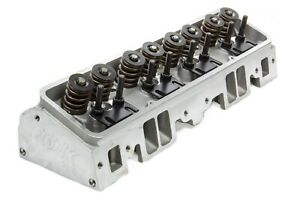 Flo tek 101505 Small Block Chevy Assembled Cylinder Head With 1 46 Spring