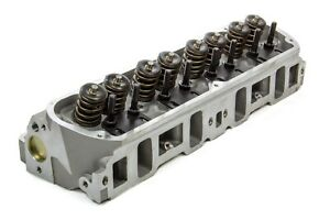 Flo Tek 203505 Assembled Cylinder Head Fits Small Block Ford 1 940 1 540 Valves