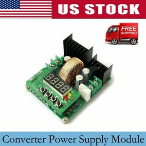 Buck Dc dc Digital Control Step down Converter Power Supply Module 6 40v Us