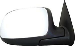 Cipa Mirrors 27375 Oe Replacement Mirror Fits Gmc Chevy 06 07 Sierra Silverado