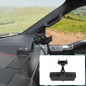 360 Car Front Mount Mobile Phone Clip Holder For Ford F150 2015 17 Accessories