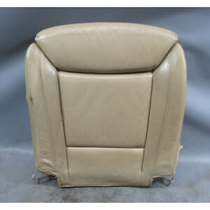 2007 2011 Bmw E70 X5 Left Front Comfort Seat Bottom Beige Napa Leather Heated