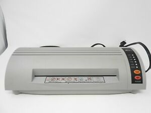 Royal Sovereign Laminating Machine Model Nr 901 Tested Working