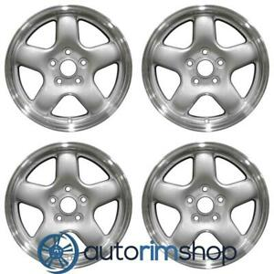 Toyota Rav4 1997 2000 16 Oem Wheel Rim Set