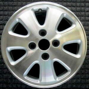 Honda Prelude Machined 15 Inch Oem Wheel 1992 1993 42700ss0a91 3943263