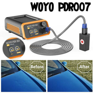 Woyo Pdr007 Auto Body Paintless Dent Repair Removal Pdr Hotbox Induction Tools