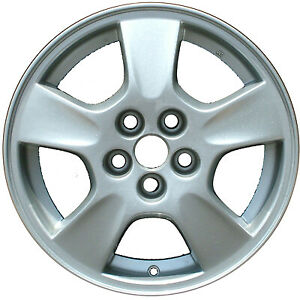 Refinished 15x6 Wheel For 2000 2002 Chevrolet Cavalier Rim