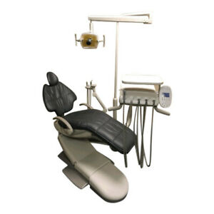 Adec 511 Dental Chair W A dec 532 Radius Delivery Assistant s Arm