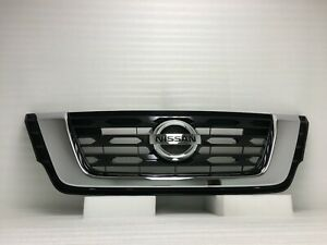 Nissan Pathfinder Grille With Emblem 62310 9pf1a 2017 2018