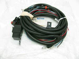 Oem Mopar Fog Light Wiring Harness 82205247 For 2000 Dodge Dakota