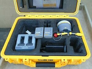 Trimble R10 Gnss Gps Base rover Receiver W 410 470 Mhz Radio W 90day Warranty