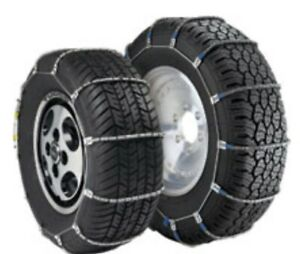 New Radial Chain Cable Traction Grip Tire Snow Passenger Car Set 1040