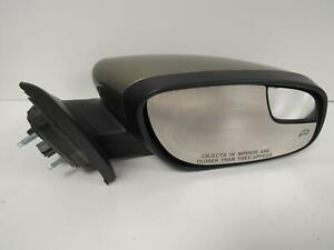 2010 2018 Ford Taurus Passenger Rh Power Door Mirror Oem D110r