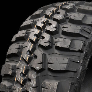 4 Lt 245 75 16 Federal Couragia Mt Mud 75r16 R16 10 Ply Tires 2457516 Owl