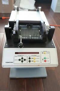Tomtec Harvester 96 Mach 3 Fp1 Series Automated Bench Top Cell Harvester