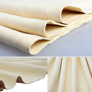 Large Natural Chamois Leather Car Cleaning Cloth Wash Absorbent Drying Towel
