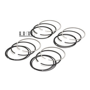 Piston Rings Set 82mm For Mercedes benz E200k C200k W203 W204 M271 Supercharged