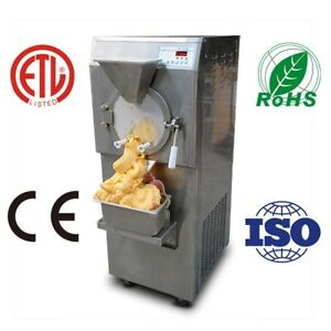 Batch Freezer hard Ice Cream gelato Machine