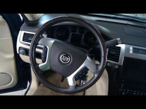 Leather Steering Wheel 2007 Escalade Sku 2497174