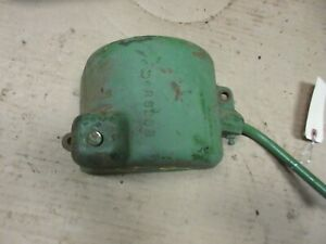 John Deere R Pony Pull Rope Cable Starter Very Rare R626r
