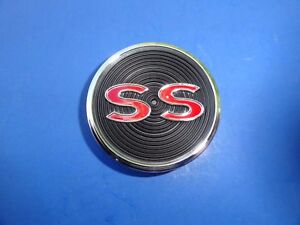 1964 Chevrolet Impala Super Sport Ss Console Emblem Trim Parts Usa Made