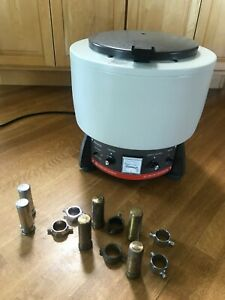 Damon Iec Centrifuge Hn sii W Rotor And Buckets Hns ii 2