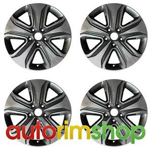Kia Optima 2017 2018 2019 17 Oem Wheel Rim Set 52910a8210