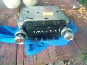 1978 1979 Pontiac Gm Buick Chevy Delco Am Radio 16002110 Original Oem Factory