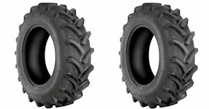 2 New Tires 480 80 42 Harvest King Radial R 1w 18 4r42 Field Pro 18 4 42 Fs Tbc