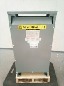 Square D Ee25s3h 240vac 480vac Input Single Phase Energy Efficient Transformer
