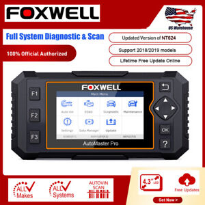 Automotive Obd2 Scanner Full System Epb Oil Service Reset Diagnostic Scan Tool