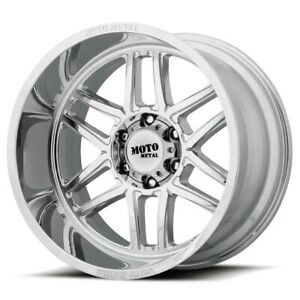 20 Inch Chrome Wheels Rims Chevy Silverado 2500 3500 Hd Gmc Sierra Truck 20x10