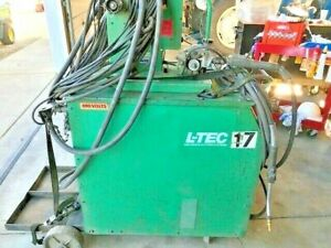 L tec Welding Cutting Systems 3 Phase With Wire L tec Welder