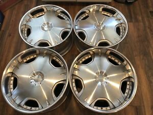 Mercedes Lowenhart Wheels Staggered 20x11 Et31 20x10 Et43 Staggered